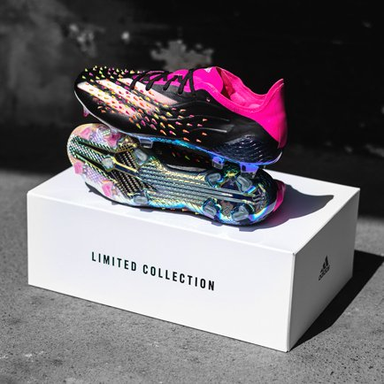 PREDCOPX   adidas launches a new fusion boot