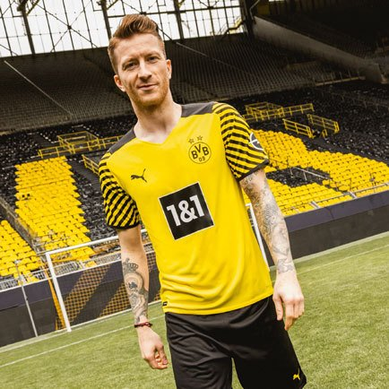 Dortmund Hjemmebanetrøje 2021/22   Læs om den her