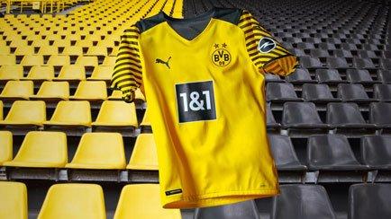 Maillot domicile Dortmund 2021/22 | Tout savoir...