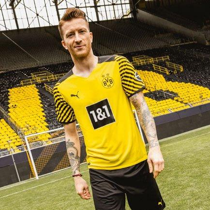 Dortmund hjemmedrakt 2021/22 | Les om det her