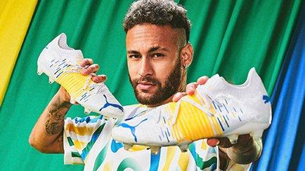 Neymarin uudet kengät Copa Américaan | PUMA ja ...