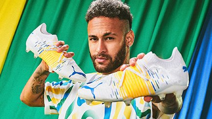 Neymar's boots for Copa América   PUMA launches...