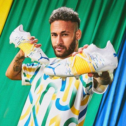 Neymar's voetbalschoenen voor de Copa América |...