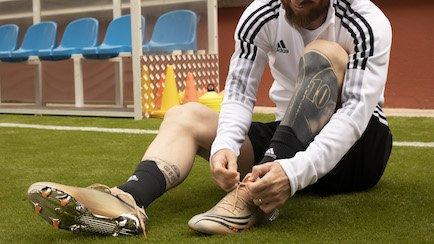 Messi El Retorno | Nouvelles chaussures signatu...