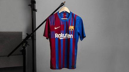 FC Barcelona Hemmatröja 2021/22 | Ny design för...