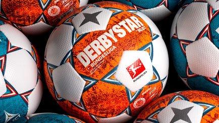 Nieuwe Bundesliga wedstrijdbal   Select present...