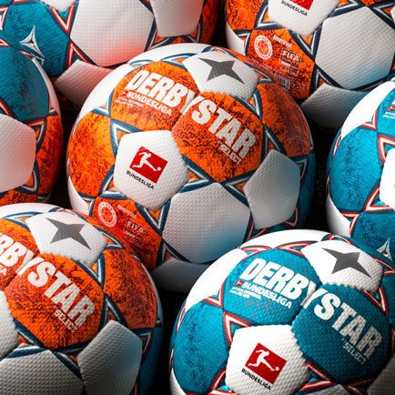 Nouveau ballon de match Bundesliga | Select pré...