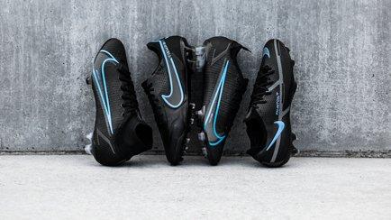 Nike présente le Black Pack | Un coloris simple...