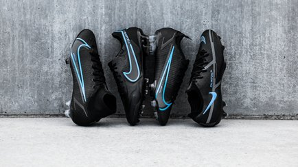 Nike goes black | Read about the Black Pack here