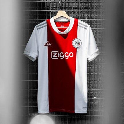 Ajax thuisshirt 2021/22   adidas presenteert he...