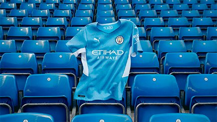 The new Manchester City shirts honours history ...