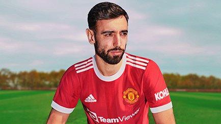 Manchester United Thuisshirt 21/22   Gebaseerd ...