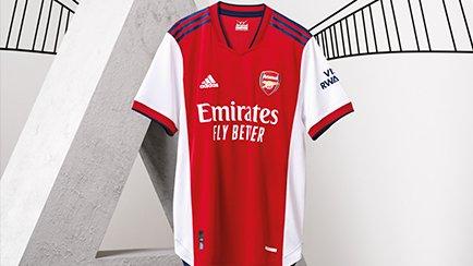 Ny Arsenal hjemmebanetrøje 2021/22 | Inspireret...
