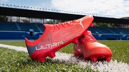 PUMA Faster Football | Læs mere om den nye Ultr...