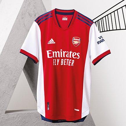 Nieuw Arsenal thuisshirt 2021/22   Geïnspireerd...