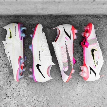 Nike präsentiert die Rawdacious - Fußballschuhe...