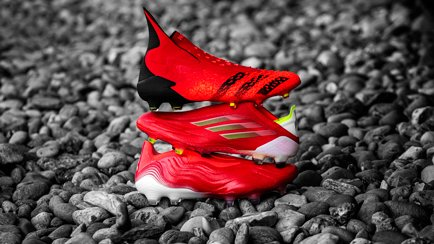 The collection is complete | adidas launches th...