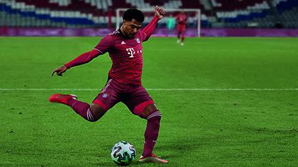 Bayern München Heimtrikot für die Saison 21/22 ...