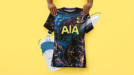 Tottenham udebanetrøje 21/22 | Nike lancerer no...