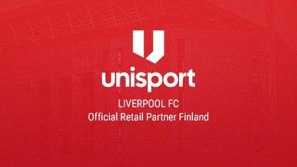Unisportista Liverpool FC:n virallinen vähittäi...