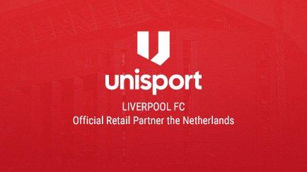 Unisport wordt officiële retailpartner van Live...