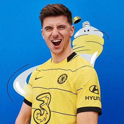 Chelsea away shirt 2021/22   Celebrating the ic...