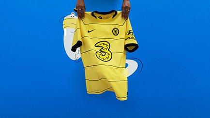 Chelsea Auswärtstrikot 2021/22 | Die Rückkehr d...