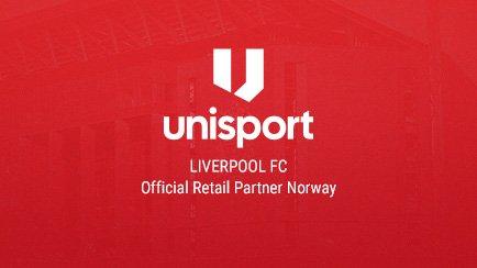 Unisport blir offisiell retail partner for Live...