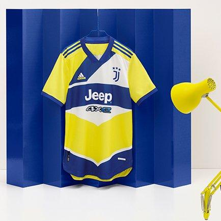 Juventus 3. Trikot 2021/22 | Ein Hauch Vergange...