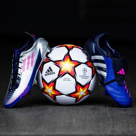 Champions League Fußballschuhe von adidas   Aus...