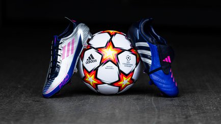Champions League boots from adidas | Filled wit...