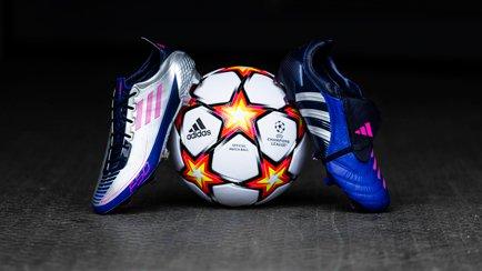 Champions League sko fra adidas | Full av retro...