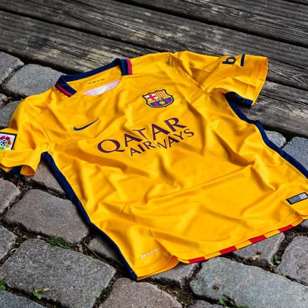 Nike brugte Senyera som inspiration til FC Barc...