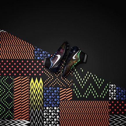 Nike Fejrer Black History Month med Magista Obra