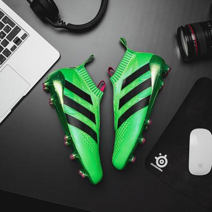 Den allernyeste innovation indenfor fodboldstøv...