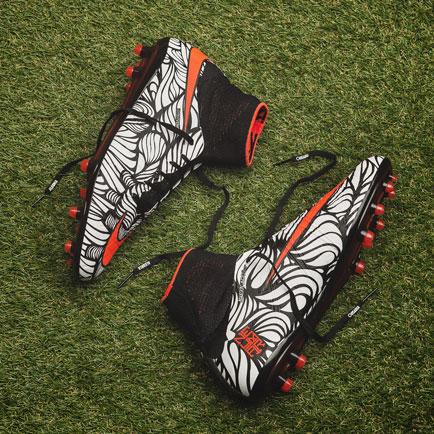 Nike präsentiert den neuen Hypervenom für Neyma...