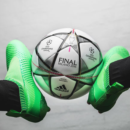 adidas Champions League 2016 Milano Match-Ball