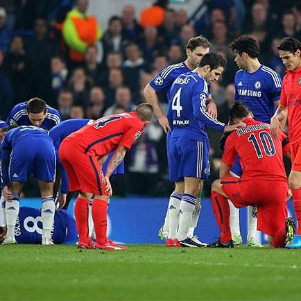Champions League Warm-Up: Als Zlatan von Babys ...