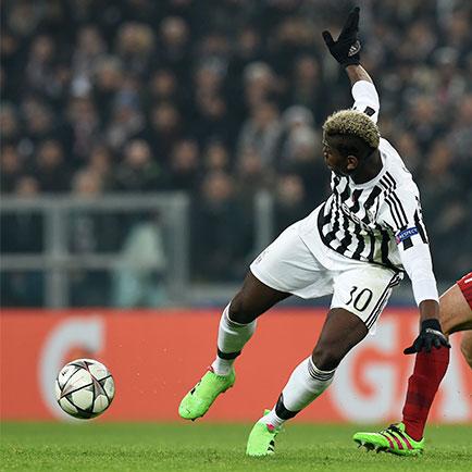 De €40 miljoen Paul Pogba deal lijk officieel r...