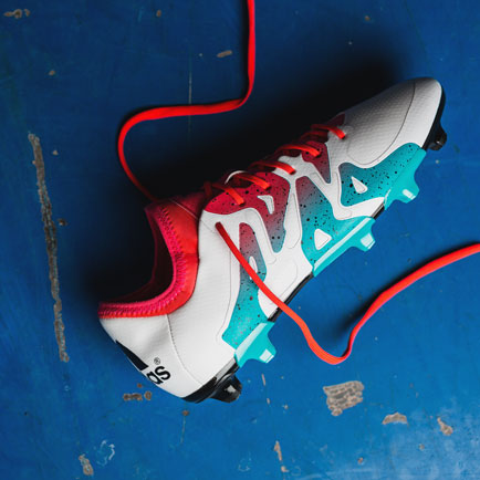 New colourway for the women - The adidas X 15.1