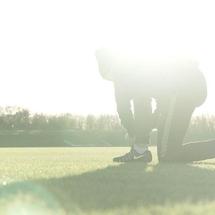 Et indblik i livet som spiller på Nike Academy