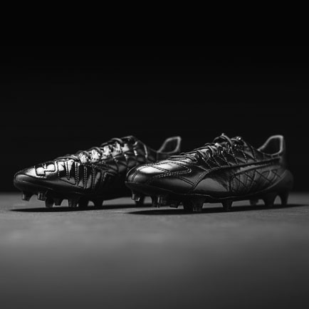 PUMA launch the lightest leather boot of all ti...