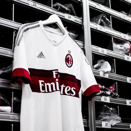adidas og AC Milan løfter sløret for ny stilet ...