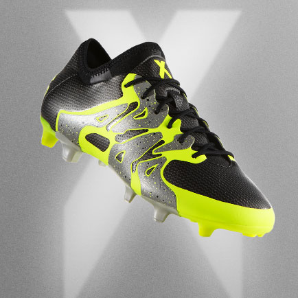 adidas præsenterer ny X15.1 i en lynhurtig sølv...