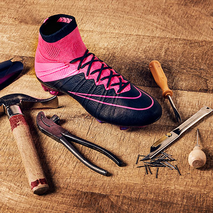 Nike Tech Craft Pack: Bag kulisserne i Montebel...