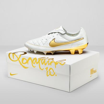 'A Touch of Gold' - Nike præsenterer en signatu...