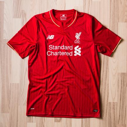 Liverpool vil aldrig gå alene med New Balance