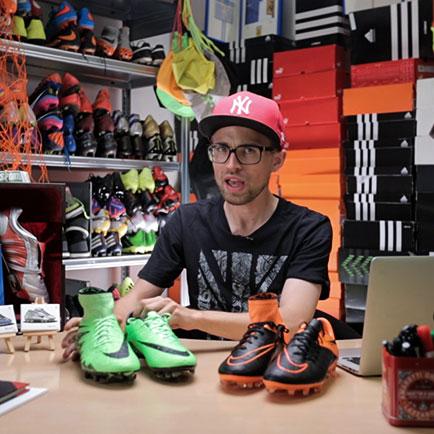Unisport WebTV: Forskellen på Nike Hypervenom P...