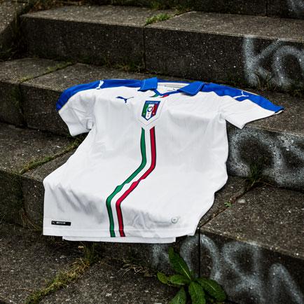 PUMA klär Italien inför EM 2016