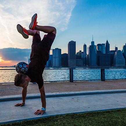 Unisport World Tour: Joltter ervaart New Yorks ...